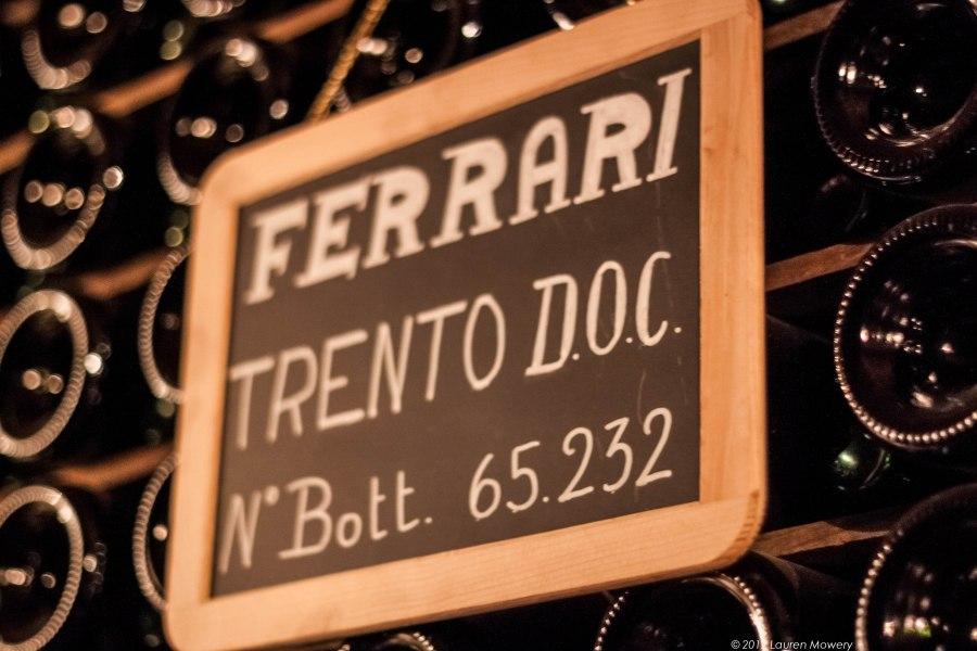 Wines of Ferrari TrentoDOC