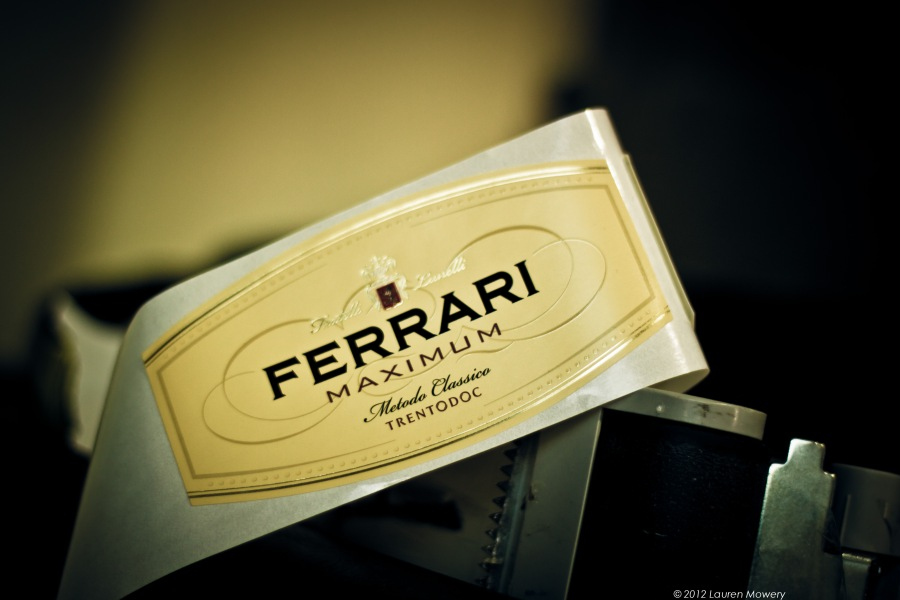 Ferrari Label