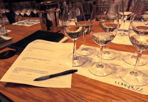 Aussie Chardonnay Tasting