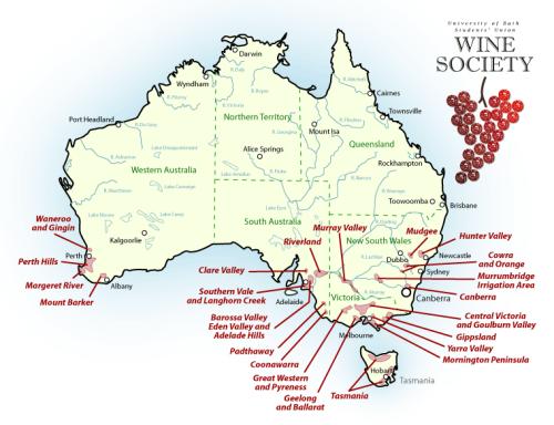 australia-wine-map