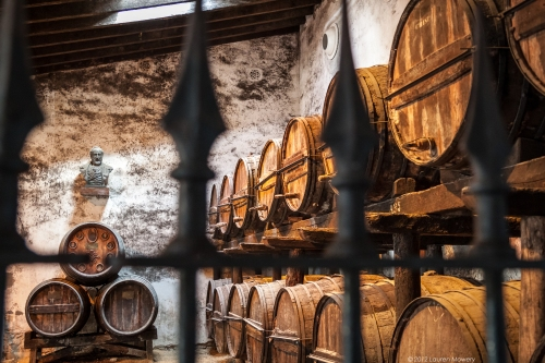 Old Casks in GB