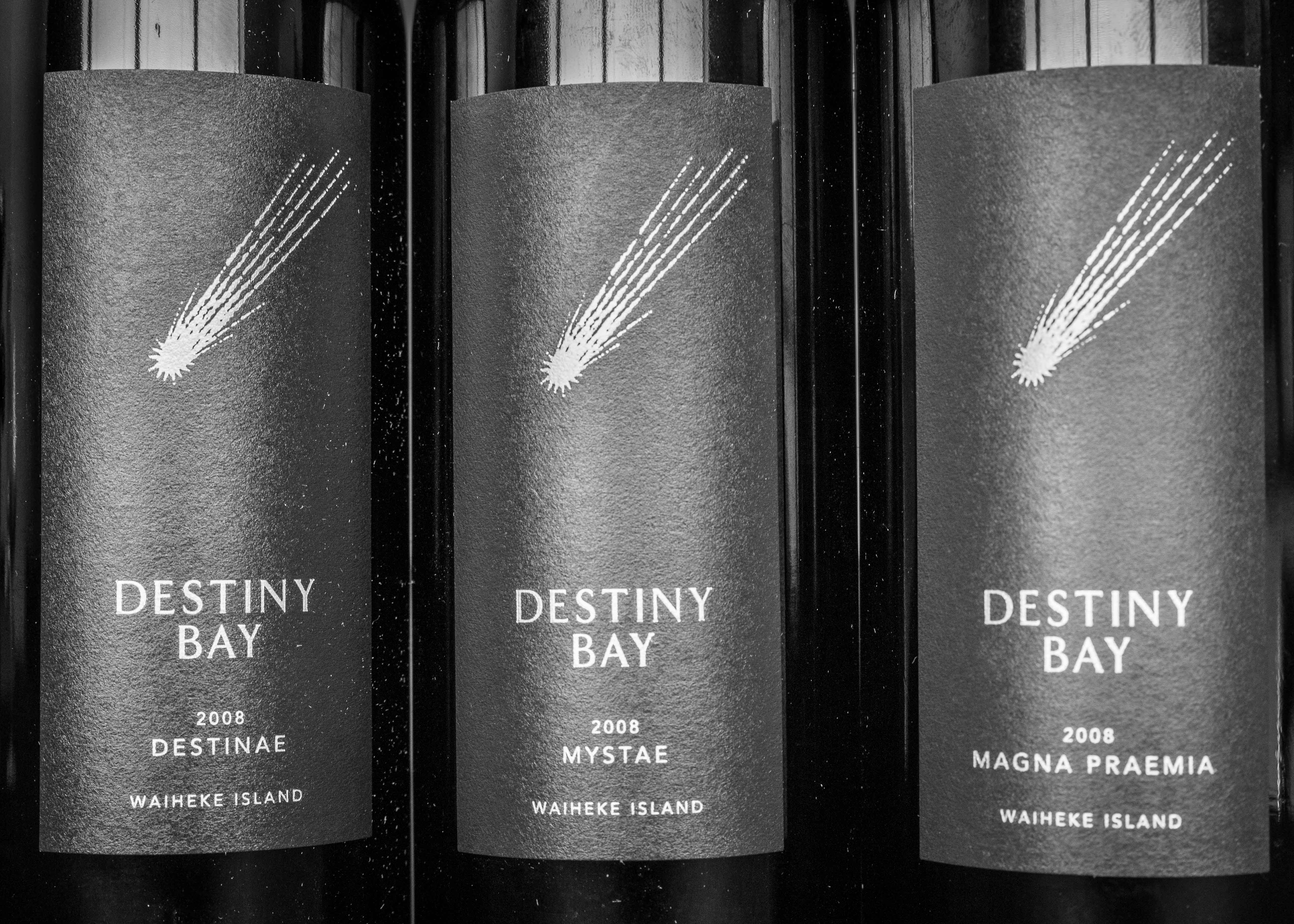 Destiny Bay Winery, Waiheke Island, New Zealand