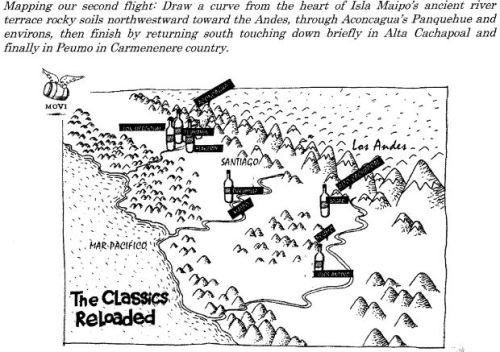 Classics Reloaded map