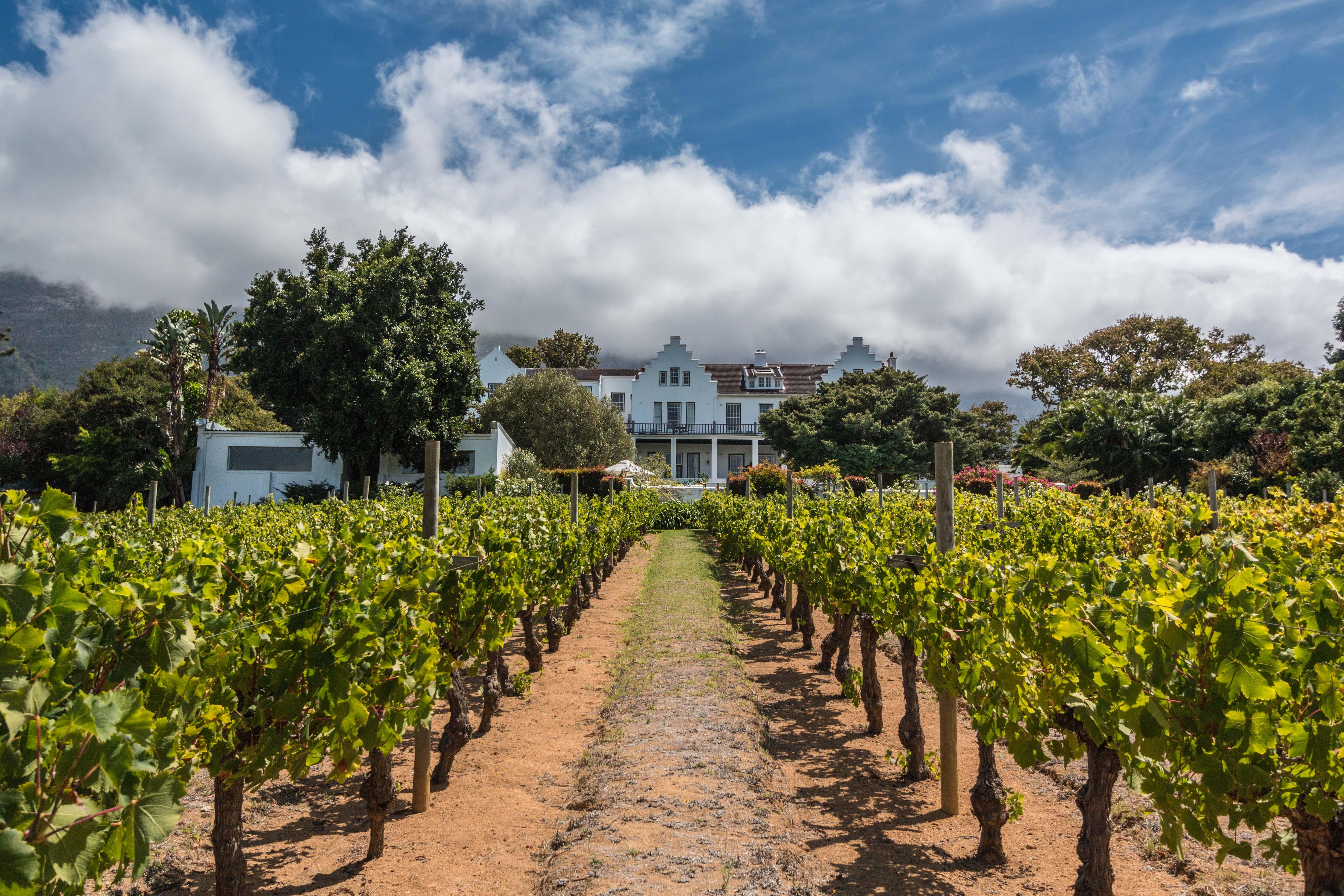 Cellars Hotel Constantia South Africa