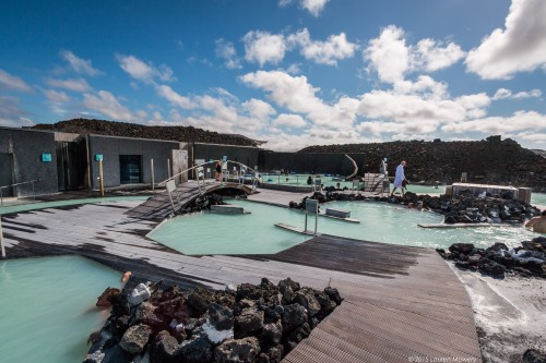 Blue Lagoon Spa Area