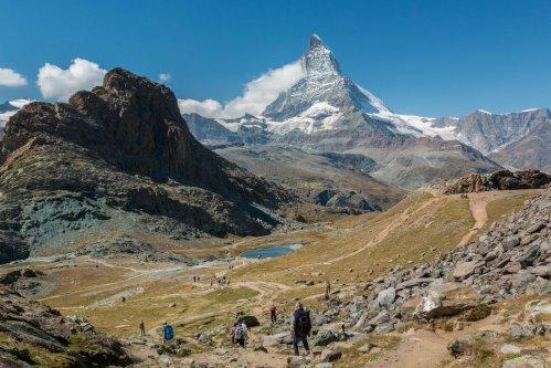 MatterhornHiking