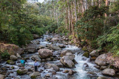 River in Boquete