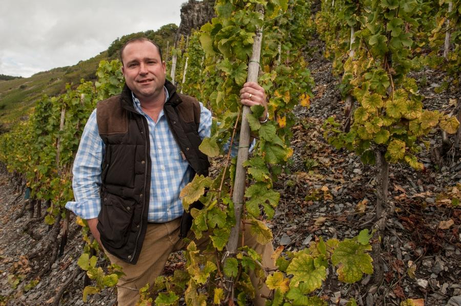Nik Weis in the Vines