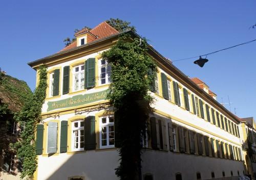 Exterior of Reichsrat von Buhl.