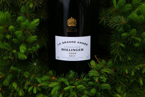 Bollinger's inaugural auction, hosted by Sotheby's, comes to NYC in November. (Photo provided by Bollinger Champagne)